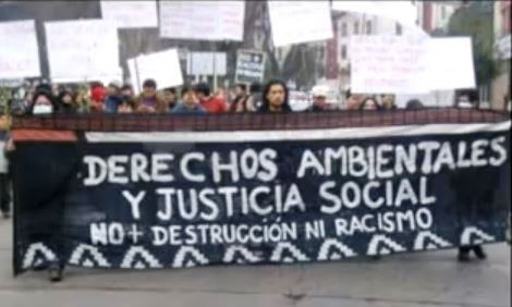 Captura racismo ambiental en chile 2