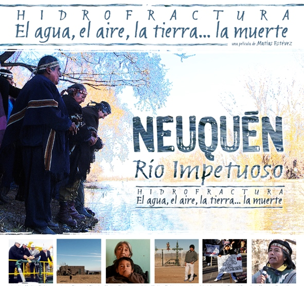 neuquen rio impetuoso documental