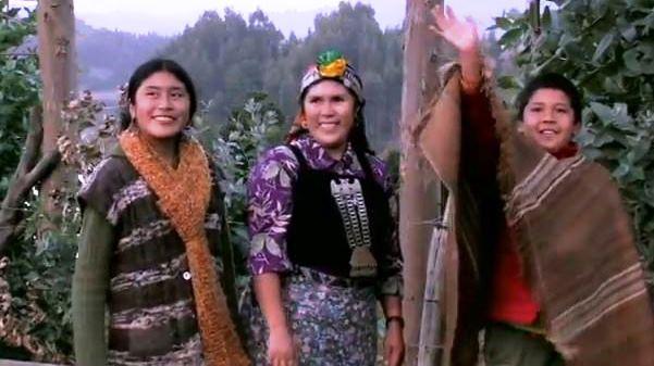 Captura la creación del mundo mapuche - KUSE – FUCHA ENGU LITUCHE