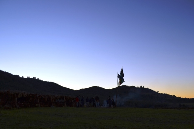 Comunidad Autónoma Temucuicui 2012