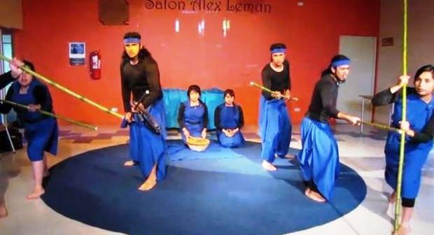Captura Mongen ñi Zungun, Grupo Mapuche de Teatro del Oprimido