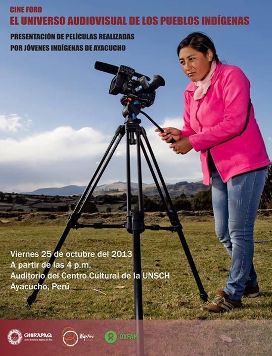 afiche chirapaq 21102013