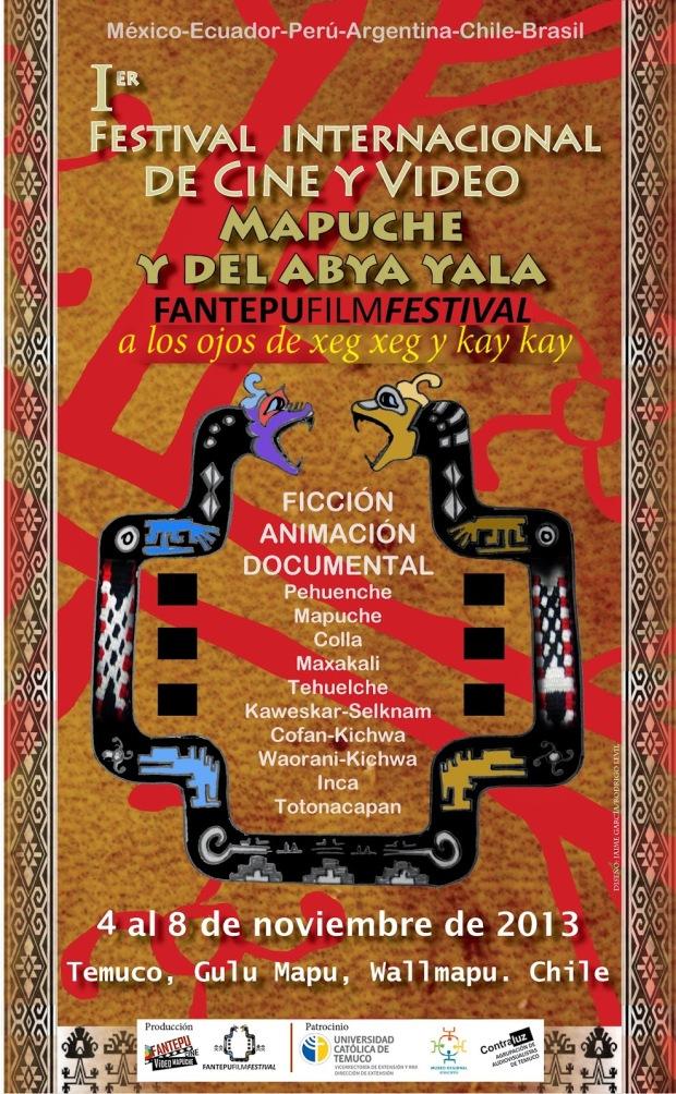 Afiche Festival Fantepu 3
