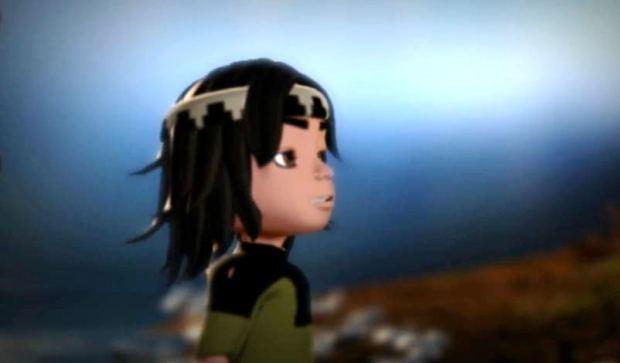 Captura wenuy - corto animación