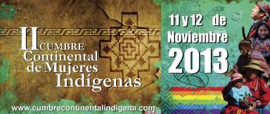 V Cumbre Continental de los Pueblos y Naciones Indígenas del Abya Yala
