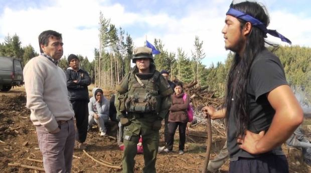 Captura recuperación del territorio mapuche - documental (2013)