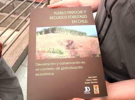 Captura Presentan estudio sobre impacto del modelo forestal para el pueblo Mapuche