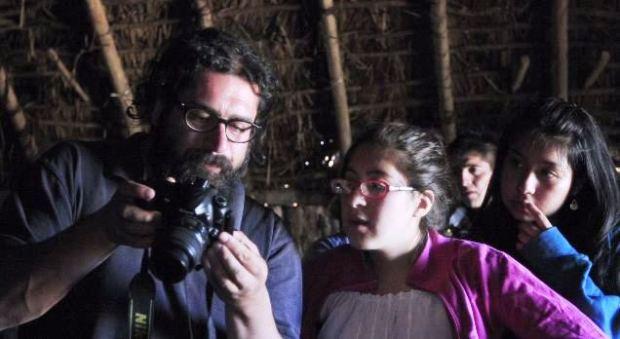 Captura Taller de Fotografía - Escuela de Cine y Comunicación Mapuche (video)