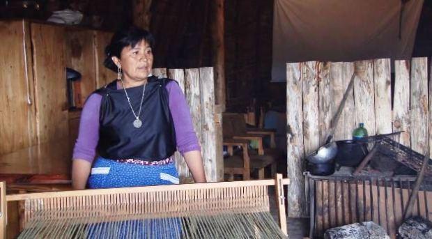 Captura FEI LAGENMI IXOFIL MOGEN - Documental - Escuela de Cine y Comunicación Mapuche (2014)