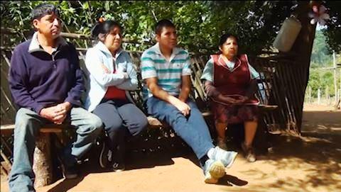 Captura Indulto para Mariano Llanca Tori - Preso Político Mapuche de Temucuicui (video)