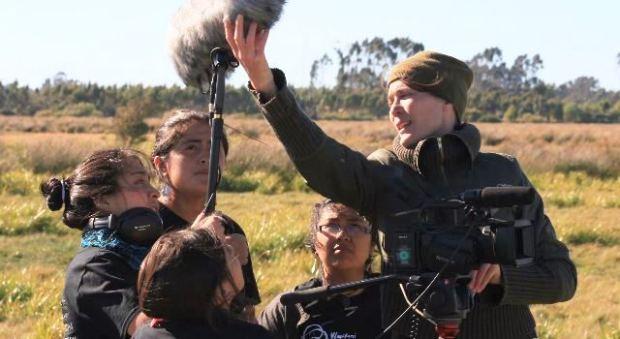 Captura Taller de Producción Cinematográfica – Escuela de Cine y Comunicación Mapuche (video)