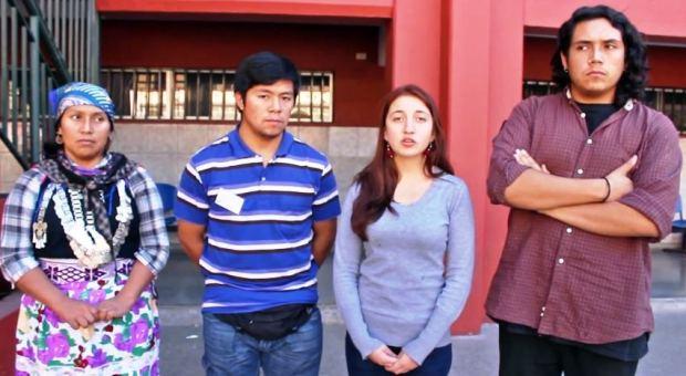 Captura ACES entrega apoyo a Presos Políticos Mapuche en huelga de hambre (video)