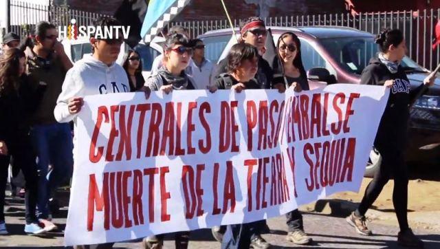 Captura Comunidades Mapuche establecen estrategia de defensa territorial (video)