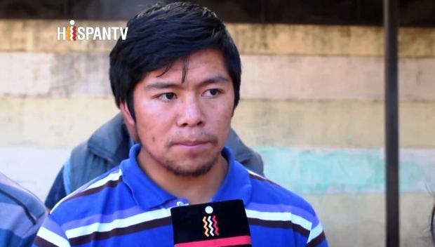 Captura Presos Políticos Mapuche siguen en huelga de hambre en Angol (video)