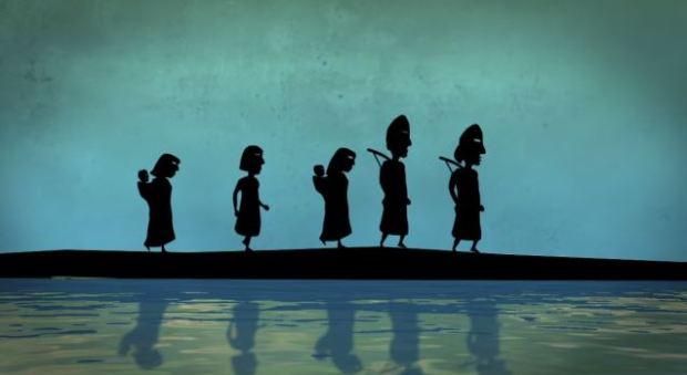 Captura SELK'NAM - Animación (2012)