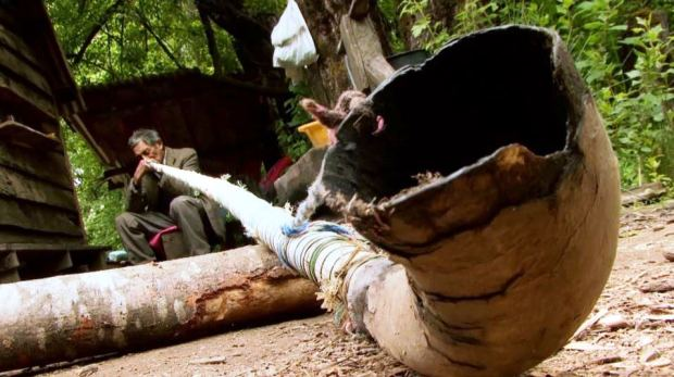 Captura ÜL - Belarmino Quirquitripay, Trutrukatufe -  Microdocumentales de la música Mapuche (2014)