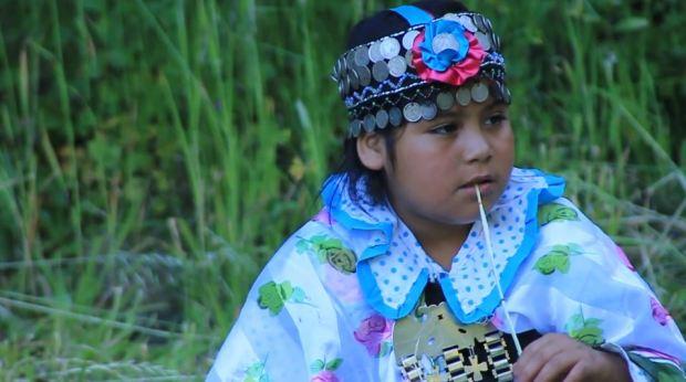 Captura MICHEKEWÜN - Taller audiovisual con niñas y niños Mapuche (video)