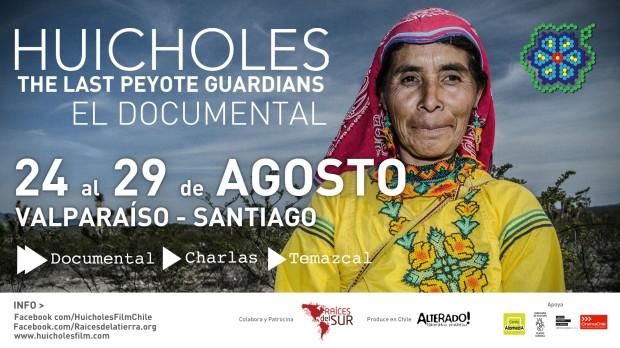 Afiche Huicholes 01
