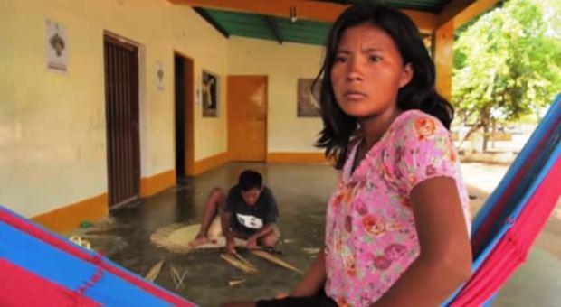 Captura JUSTICIA Y TIERRA YUKPA - Documental - Pueblo Yukpa (2014)