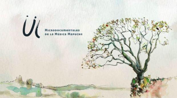 Captura Lanzarán serie de TV ÜL, micro documentales de música Mapuche