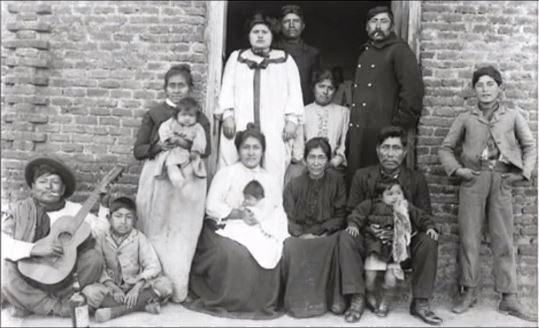 Captura Sobrevivientes de la Campaña del Desierto y Ocupación de la Araucanía 1899 - 1926 (video)