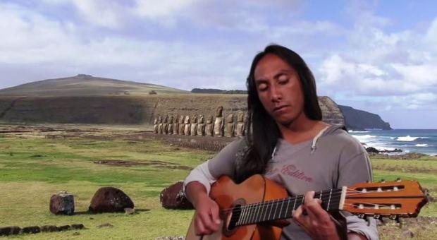 Captura RAPANUI, El Ombligo del Mundo - Documental - Pueblo Rapanui (2013)