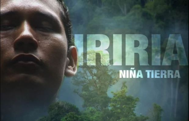Captura IRIRIA, Niña Tierra - Trailer Documental - Pueblo BriBri-Cabecar (2014)