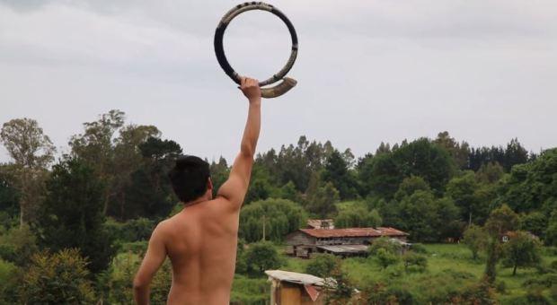 Captura WIÑOY, El Retorno - Cortometraje de creación colectiva del TIAI (2014)