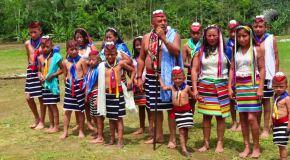 Captura DU TENKA, Corazón de la Montaña - Documental - Pueblo Tsa'Chila (2015)
