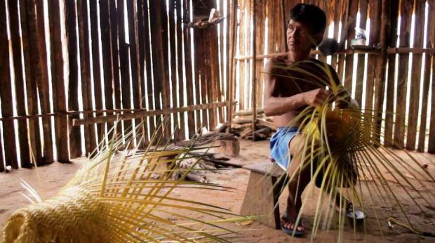 Captura MUNDURUKU, Tejiendo la Resistencia - Trailer Documental - Pueblo Munduruku (2014)