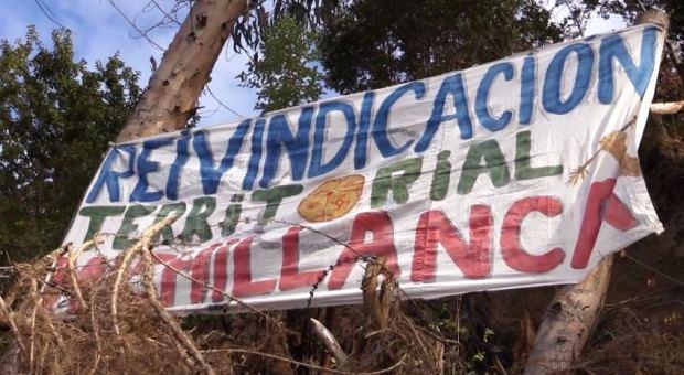 Captura Las tierras de la familia Michillanca (video)