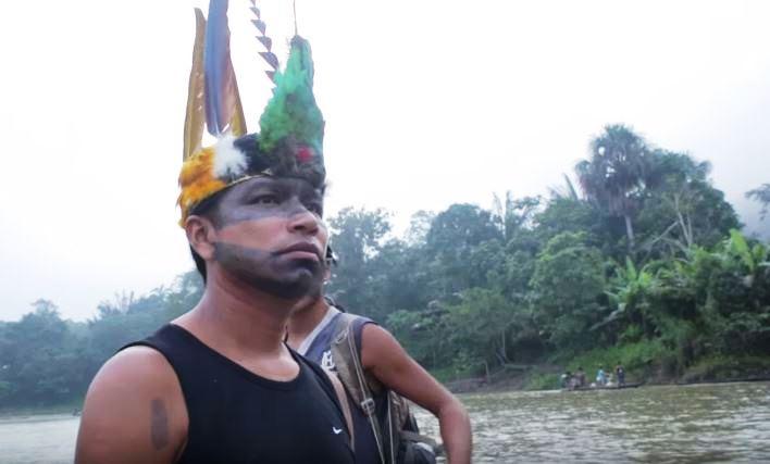 Captura KAWSAK SACHA, Selva Viva - Documental - Pueblo Kichwa (2013)