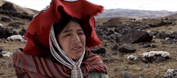 Captura WATITA - Cortometraje Ficción - Pueblo Quechua (2013)