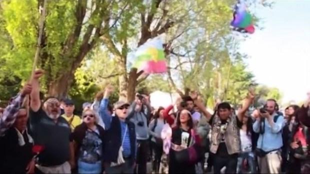 Captura DEFENDER LA TIERRA El juicio a Relmu Ñamku (video)
