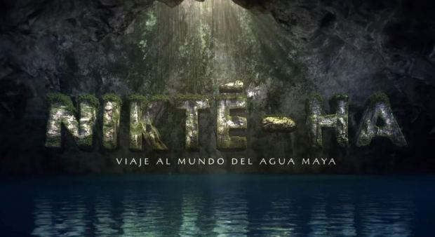Captura NIKTÉ-HA - Viaje al Mundo del Agua Maya - Trailer Documental (2016)