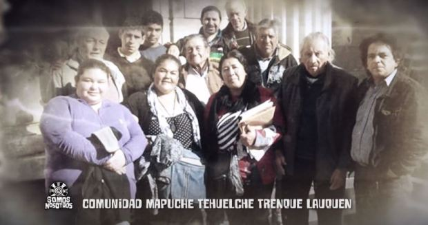 """Captura POLÍTICA Y LUCHA – Serie Documental """"SOMOS NOSOTROS"""" (2016)"""