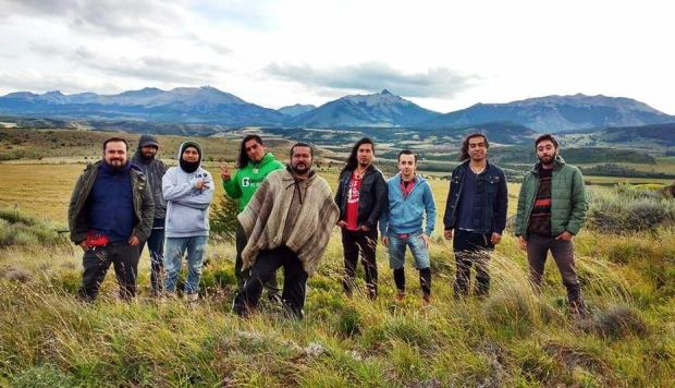 Captura CANTO DE LA TIERRA - Colelo Identidad Mapuche - Video Clip (2017)