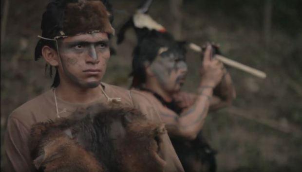 Captura Kawsak Sacha, La canoa de la vida - trailer documental_1